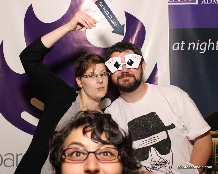 Photobooth Etc Goes Science & High-Tech at UCA