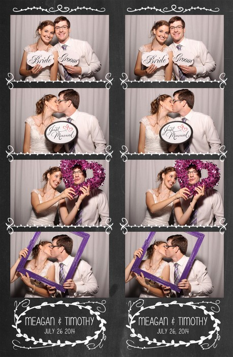 The Nichols' Wedding Characters